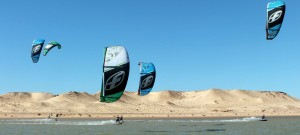 bandit f one lagune dakhla you-kite
